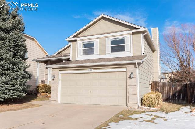 9211 Prairie Clover Drive, Colorado Springs, CO 80920 (#9048899) :: The Treasure Davis Team