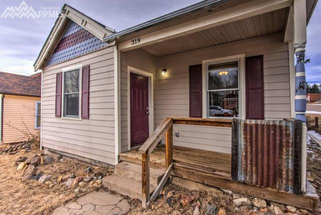 319 N 2nd Street, Cripple Creek, CO 80813 (#9052037) :: Jason Daniels & Associates at RE/MAX Millennium