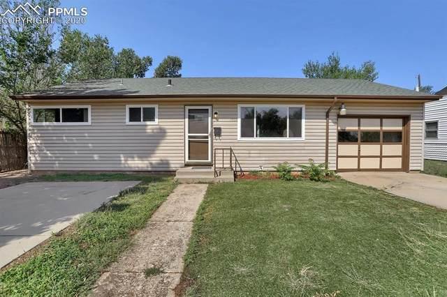 1908 S Prospect Avenue, Colorado Springs, CO 80905 (#9052931) :: Finch & Gable Real Estate Co.