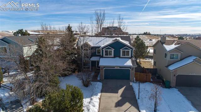 8865 Aragon Drive, Colorado Springs, CO 80920 (#9053509) :: The Treasure Davis Team