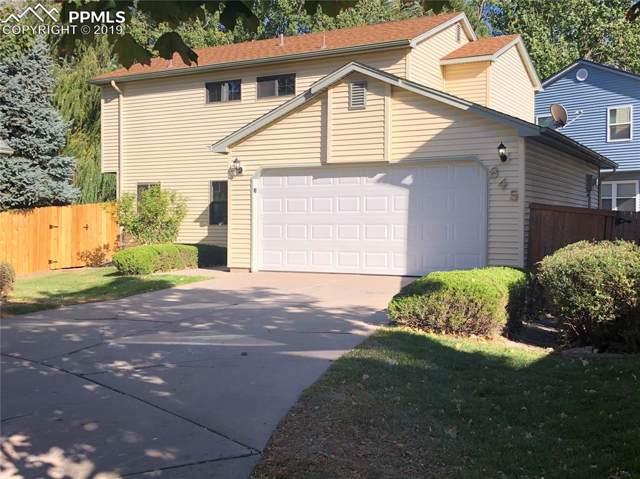 845 Swift Court, Colorado Springs, CO 80910 (#9054121) :: Relevate | Denver