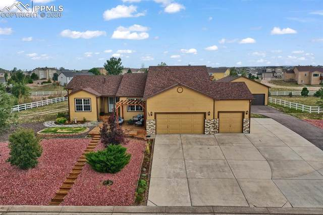 8354 Weiscamp Road, Peyton, CO 80831 (#9055707) :: Finch & Gable Real Estate Co.