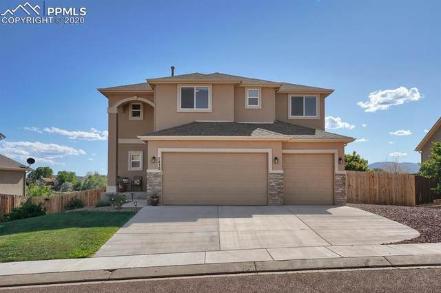 7430 Waterside Drive, Colorado Springs, CO 80925 (#9057973) :: Tommy Daly Home Team