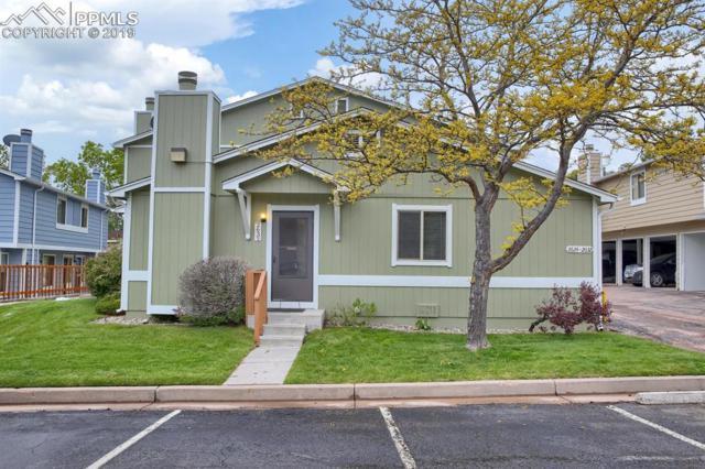2632 Hearthwood Lane, Colorado Springs, CO 80917 (#9058385) :: The Treasure Davis Team