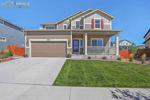 12764 Wheeler Peak Drive, Peyton, CO 80831 (#9058491) :: Tommy Daly Home Team
