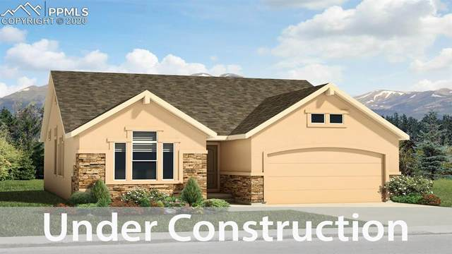2551 Shawnee Drive, Colorado Springs, CO 80922 (#9058739) :: Tommy Daly Home Team