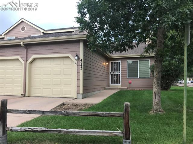 4243 Hunting Meadows Circle #1, Colorado Springs, CO 80916 (#9059687) :: Tommy Daly Home Team