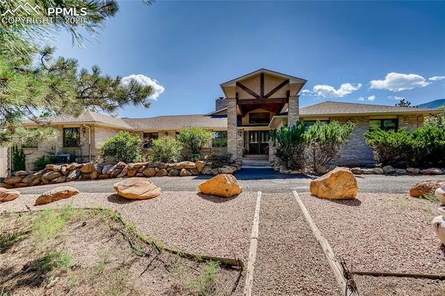 3825 Sunview Court, Monument, CO 80132 (#9062141) :: Finch & Gable Real Estate Co.