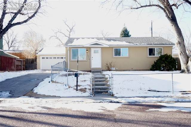 1624 Rosemont Drive, Colorado Springs, CO 80911 (#9065655) :: HomeSmart