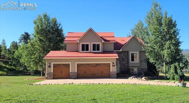 591 Majestic Parkway, Woodland Park, CO 80863 (#9067556) :: 8z Real Estate
