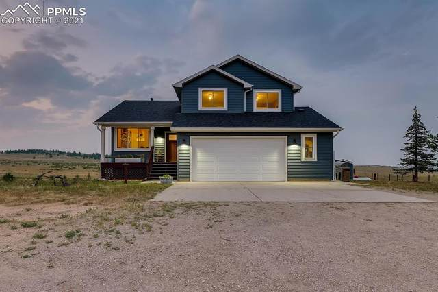 16125 County Road 110, Calhan, CO 80808 (#9069944) :: Action Team Realty