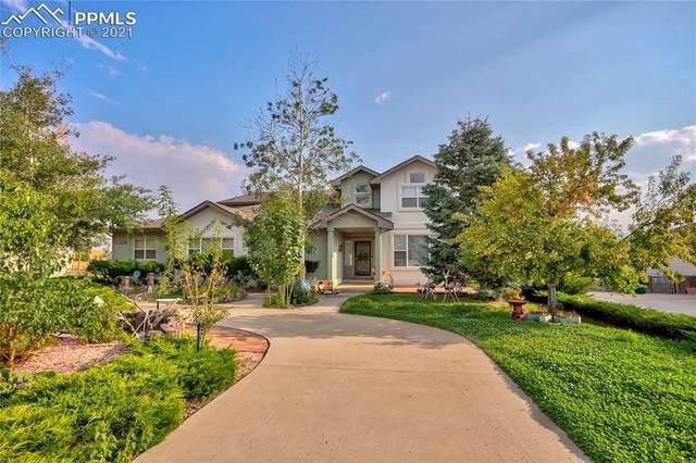 1245 Bowstring Road, Monument, CO 80132 (#9070685) :: Venterra Real Estate LLC