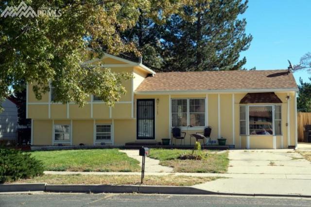 4285 Morley Drive, Colorado Springs, CO 80916 (#9071437) :: The Treasure Davis Team
