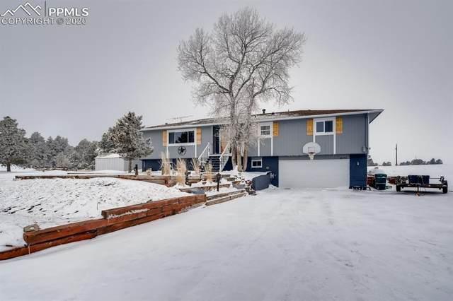 16790 High Tree Drive, Elbert, CO 80106 (#9072213) :: Finch & Gable Real Estate Co.