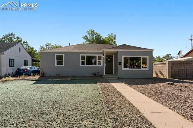 2723 Cascade Avenue, Pueblo, CO 81003 (#9072408) :: The Treasure Davis Team