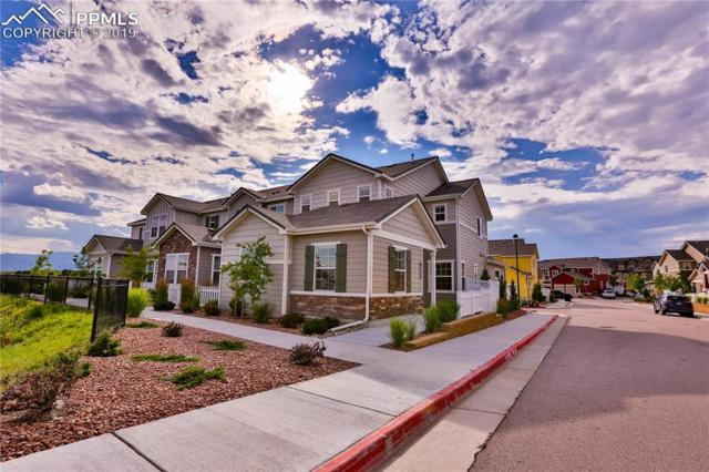 8724 Vista Azul Heights, Colorado Springs, CO 80924 (#9073731) :: CC Signature Group