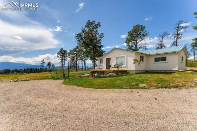 12720 Holmes Road, Colorado Springs, CO 80907 (#9074448) :: The Hunstiger Team