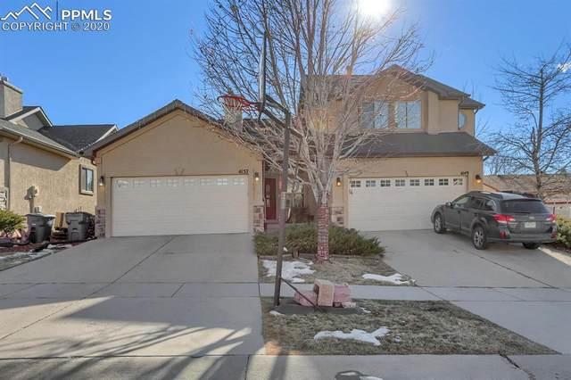 4157 Siferd Boulevard, Colorado Springs, CO 80917 (#9074955) :: The Treasure Davis Team