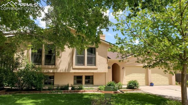 5291 Mule Deer Drive, Colorado Springs, CO 80919 (#9077281) :: The Hunstiger Team