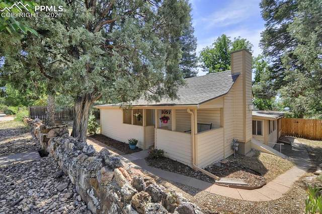 3357 W Kiowa Street, Colorado Springs, CO 80904 (#9082088) :: The Kibler Group