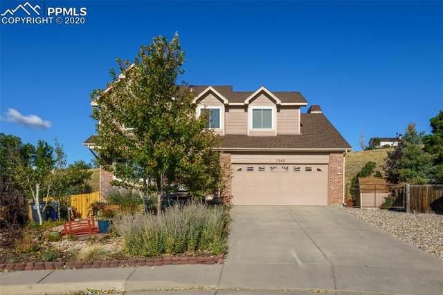 7640 Downywood Court, Colorado Springs, CO 80920 (#9082581) :: The Treasure Davis Team