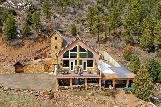 13776 Woodmoor West Drive, Larkspur, CO 80118 (#9085233) :: HomeSmart