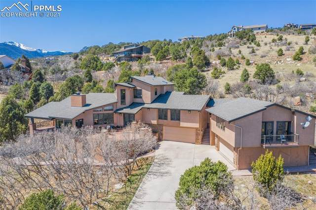 4070 Sleeping Indian Lane, Colorado Springs, CO 80904 (#9085547) :: The Treasure Davis Team | eXp Realty