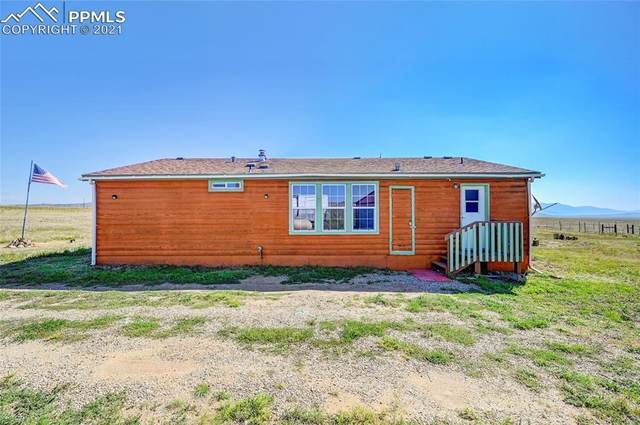 17272 W Highway 24 Highway, Hartsel, CO 80449 (#9086031) :: Action Team Realty