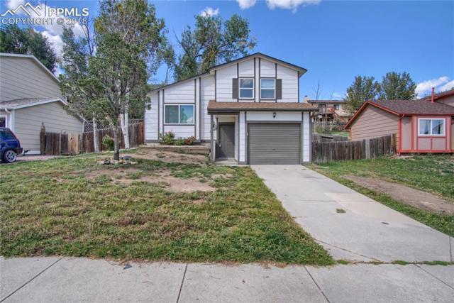 5560 Montgomery Terrace, Colorado Springs, CO 80917 (#9086521) :: The Peak Properties Group