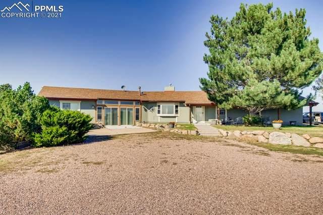9480 Glider Loop, Colorado Springs, CO 80908 (#9086667) :: Tommy Daly Home Team
