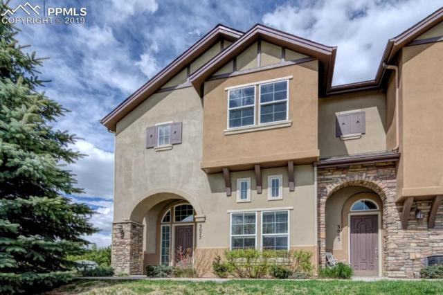 3077 Ironton Creek Point, Colorado Springs, CO 80908 (#9087102) :: The Hunstiger Team