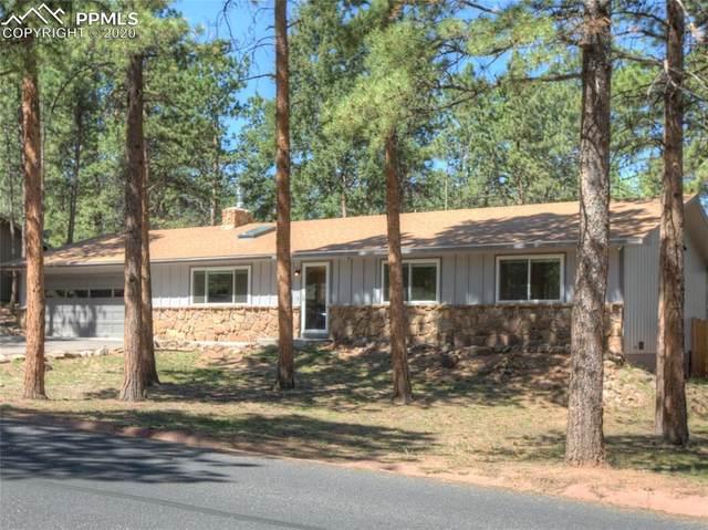 722 N Elm Street, Woodland Park, CO 80863 (#9087274) :: 8z Real Estate