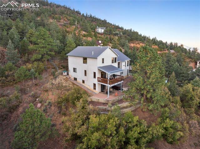 1780 Gardiner Rock Lane, Colorado Springs, CO 80906 (#9087691) :: The Hunstiger Team