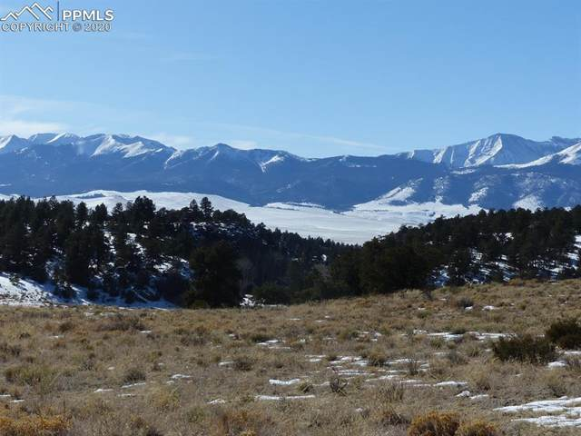 318 Arapaho Circle, Westcliffe, CO 81252 (#9087946) :: Finch & Gable Real Estate Co.