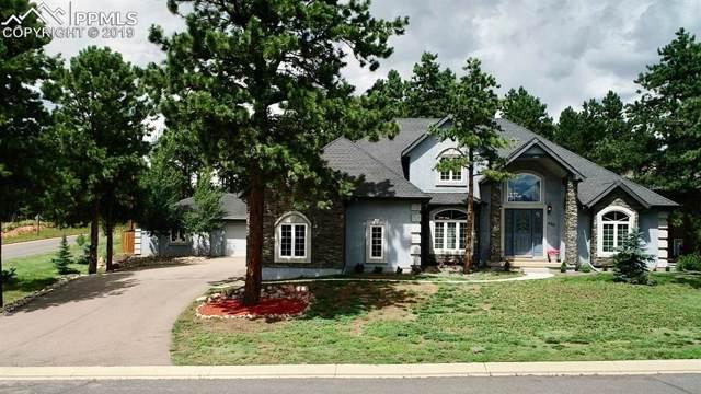 405 Fairfield Lane, Woodland Park, CO 80863 (#9088379) :: 8z Real Estate