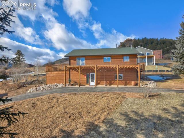 500 Columbine Road, Palmer Lake, CO 80133 (#9088646) :: 8z Real Estate