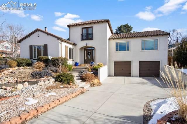 121 W Caramillo Street, Colorado Springs, CO 80907 (#9091474) :: 8z Real Estate