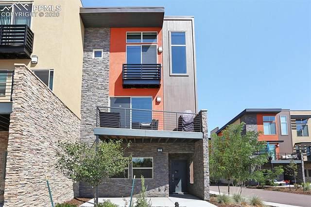 94 Cheyenne Boulevard, Colorado Springs, CO 80905 (#9095082) :: Finch & Gable Real Estate Co.