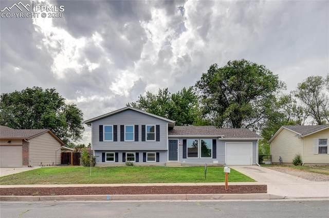 2434 W Payne Circle, Colorado Springs, CO 80916 (#9098161) :: Finch & Gable Real Estate Co.