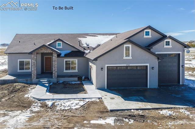 615 Meadowlark Lane, Woodland Park, CO 80863 (#9101711) :: Finch & Gable Real Estate Co.