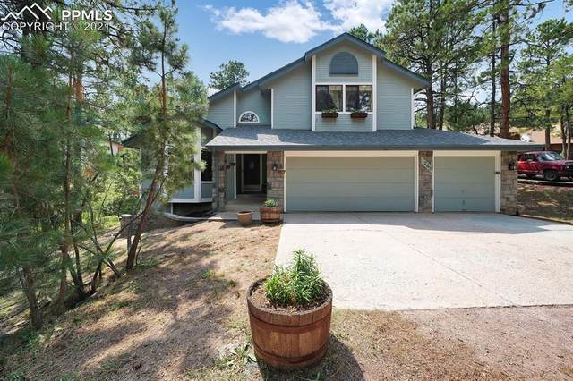 1265 Tari Drive, Colorado Springs, CO 80921 (#9102656) :: Tommy Daly Home Team