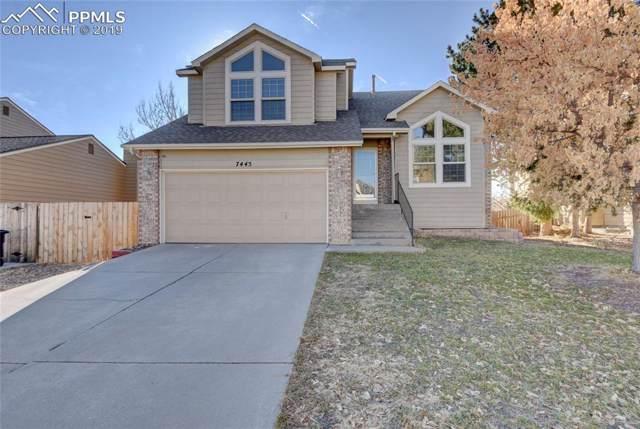 7445 Hickorywood Drive, Colorado Springs, CO 80920 (#9103237) :: The Kibler Group
