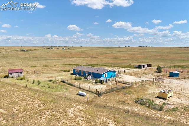 34920 Sanborn Road, Yoder, CO 80864 (#9105081) :: Tommy Daly Home Team