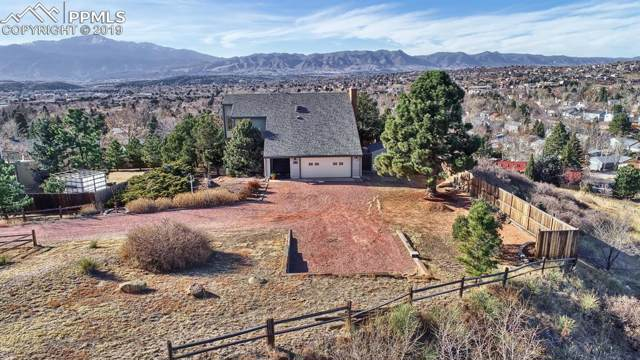 4642 Chicory Court, Colorado Springs, CO 80917 (#9106401) :: The Kibler Group
