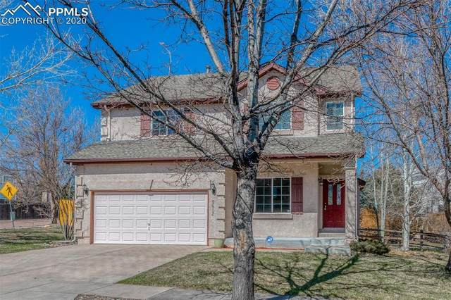 5612 Altitude Drive, Colorado Springs, CO 80918 (#9107539) :: Tommy Daly Home Team