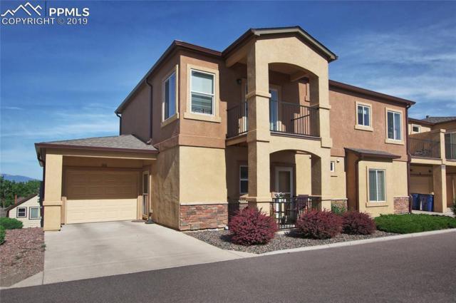 4807 Kerry Lynn View #101, Colorado Springs, CO 80922 (#9107649) :: The Hunstiger Team