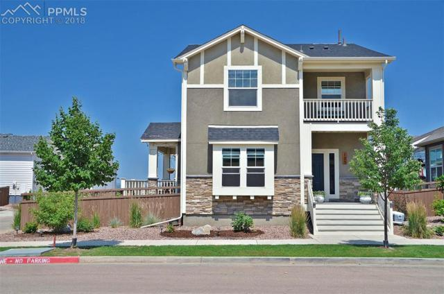 125 S Favorite Street, Colorado Springs, CO 80905 (#9107765) :: The Hunstiger Team