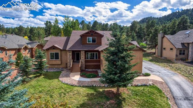 1131 W Bowman Avenue, Woodland Park, CO 80863 (#9108359) :: The Peak Properties Group