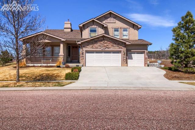 2072 Diamond Creek Drive, Colorado Springs, CO 80921 (#9108491) :: The Hunstiger Team