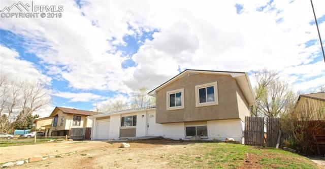 6905 Defoe Avenue, Colorado Springs, CO 80911 (#9108689) :: The Hunstiger Team
